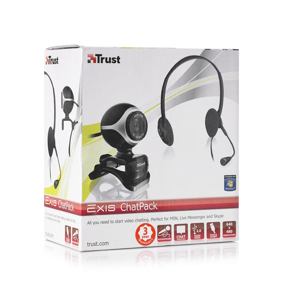 Set Chat Exis Trust - tutto il necessario per le videoconferenze in un'unica soluzione!