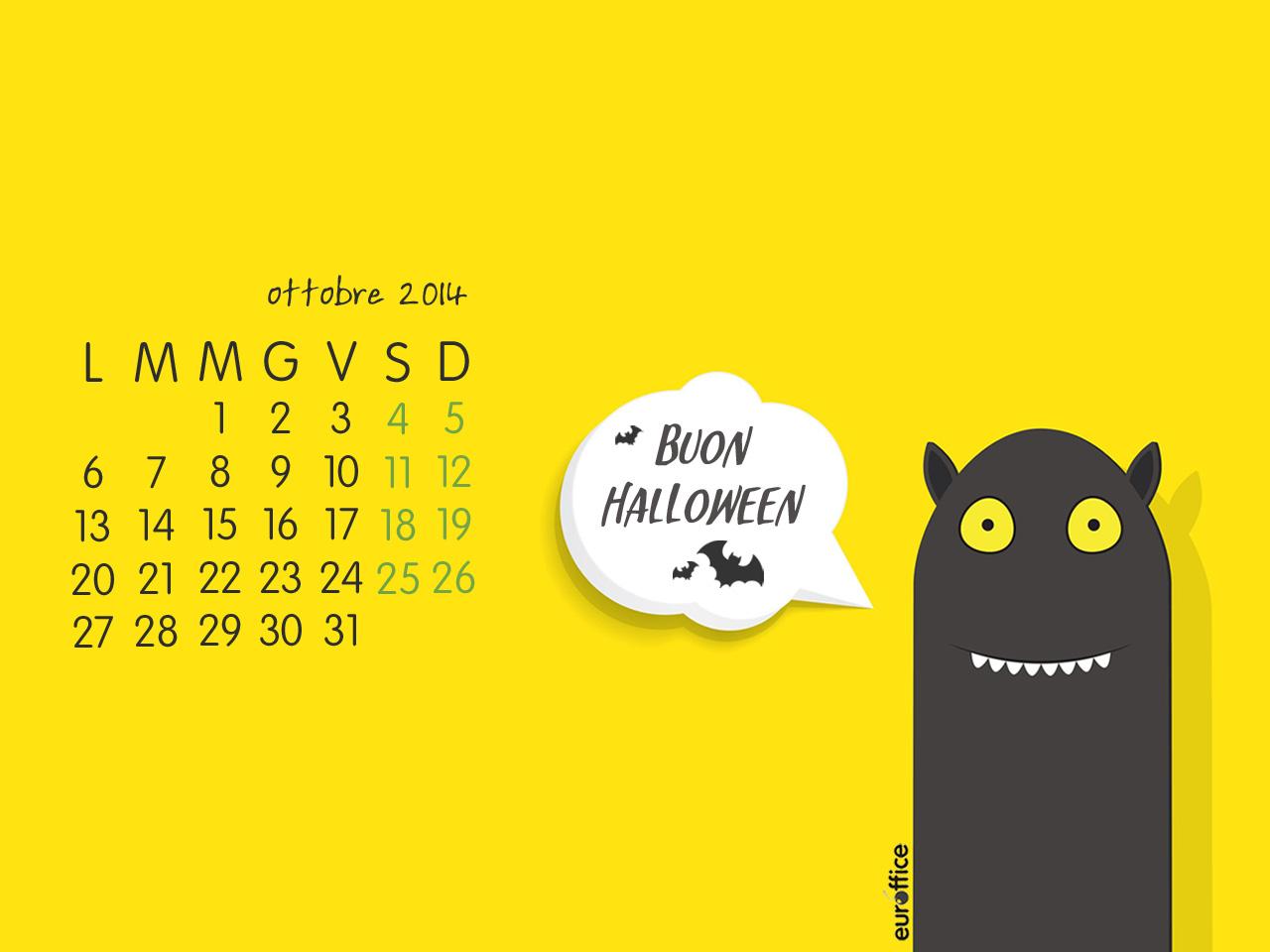 Wallpaper 10/14 - Halloween