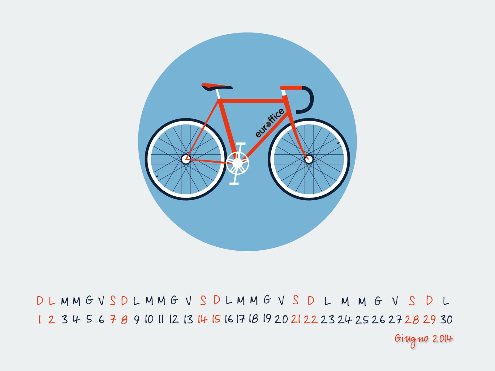 Wallpaper giugno 2014 - Bicicletta
