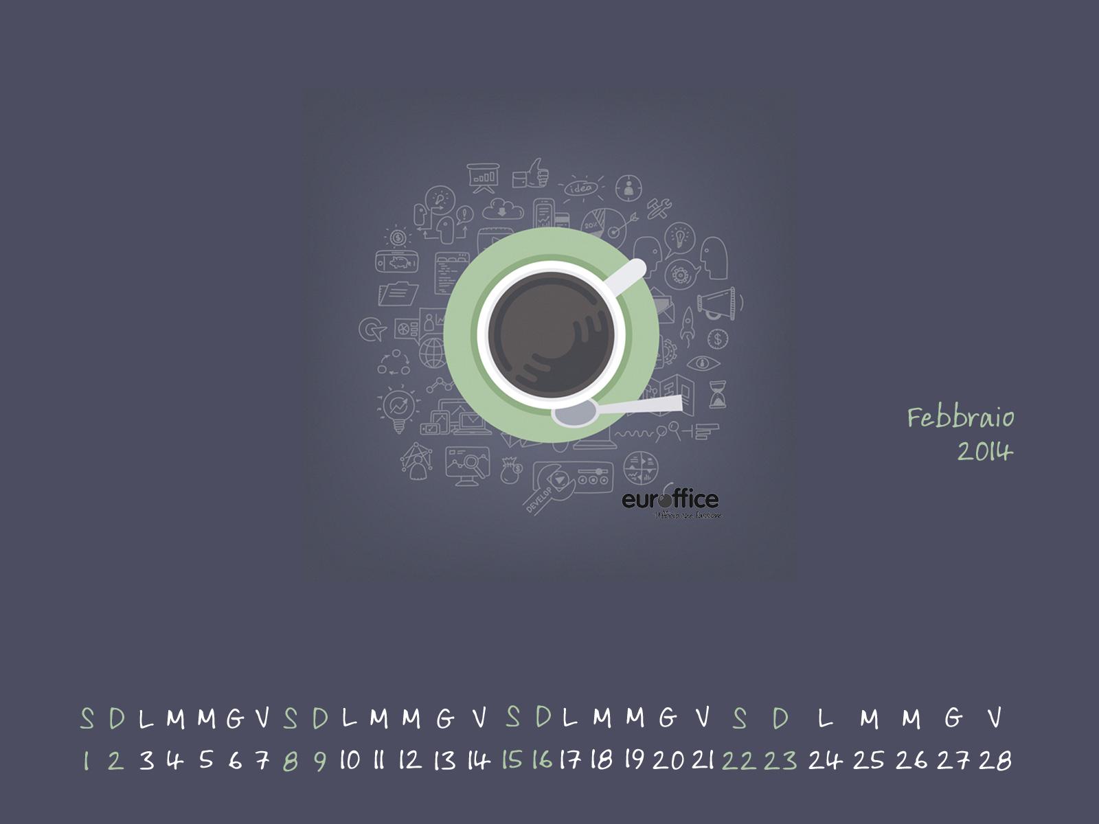 Wallpaper febbraio 2014 - Coffee