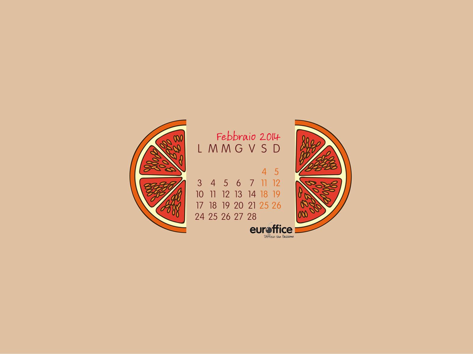 Wallpaper febbraio 2014 - Vitamina C