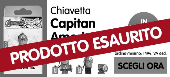 Chiavetta Capitan America