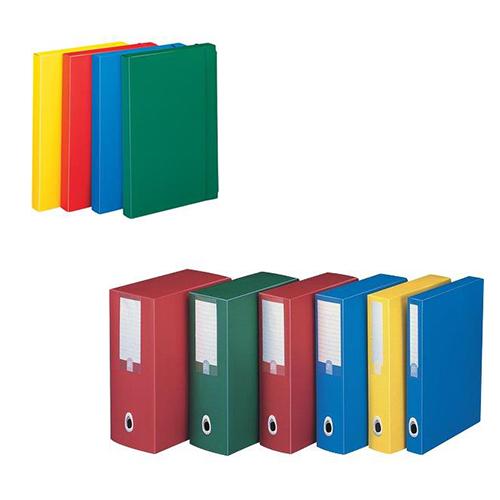 scatole portaprogetti 5+1