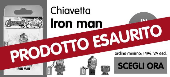 Chiavetta Ironman