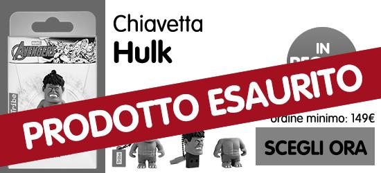 Chiavetta Hulk