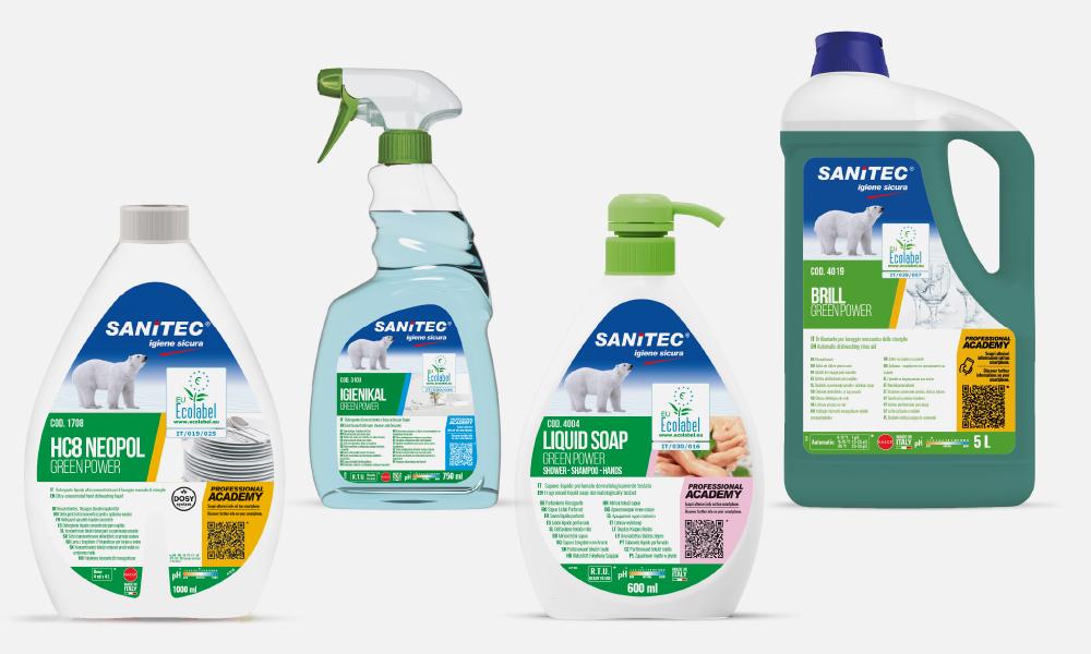 Sanitec Green Power