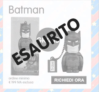 Chiavetta USB 8 GB - Batman