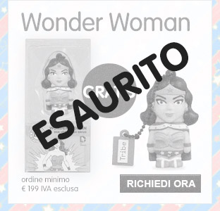 Chiavetta USB 8 GB - Wonder Woman