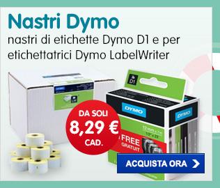 Value pack nastri Dymo