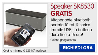 Speaker bluetooth AudioSonic IN REGALO