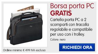 Borsa porta PC Urban Solo IN REGALO