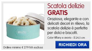 Scatola Delizie Alice Collection Brandani IN REGALO