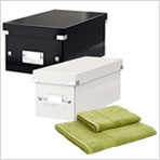 Acquista 3 scatole Click&Store e ricevi un set di asciugamani IN REGALO!