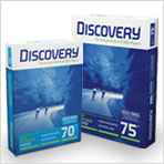 Carta A4 Discovery 70 e 75 a partire da soli 2,79€ a risma