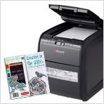 Acquista Rexel Auto+ 90X e ricevi il colouring book Derwent con 10 matite colorate IN REGALO
