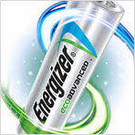 Batterie eco Advanced Energizer da soli 15,99€ a conf.