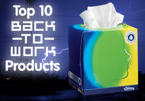 Euroffice's Top 10 Back To Work Products