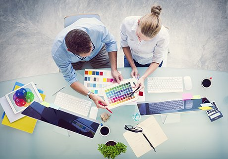 Design and creative solutions
